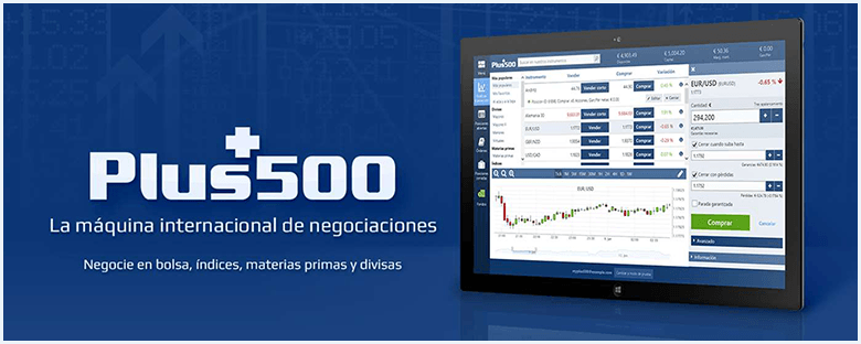 windows10 trader - Plus500