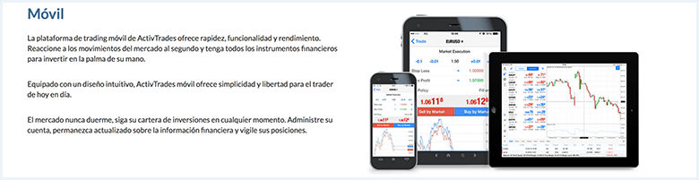 Activtrade para Android
